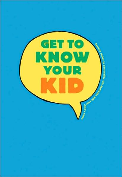 Get to know your kid portland book review